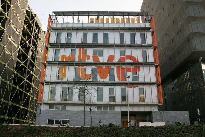 Edificio de RTVE en Barcelona