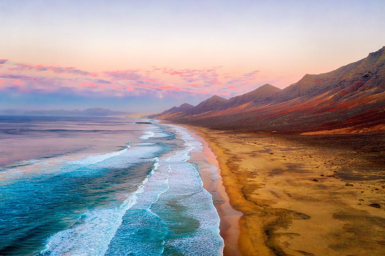 - Playa de Cofete - Foto & Bild | europe, canary islands
