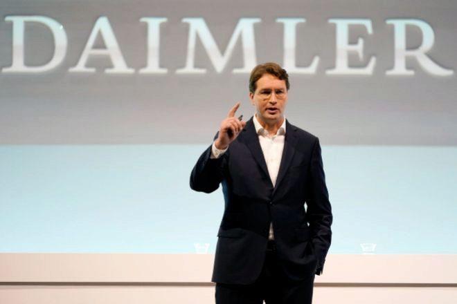 Ola Kaellenius, CEO de Mercedes-Benz Cars.
