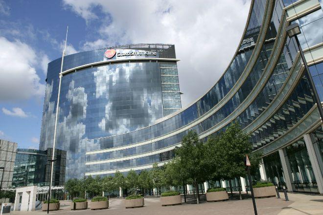 Sede de GSK en Brentford, a las afueras de Londres (Reino Unido).