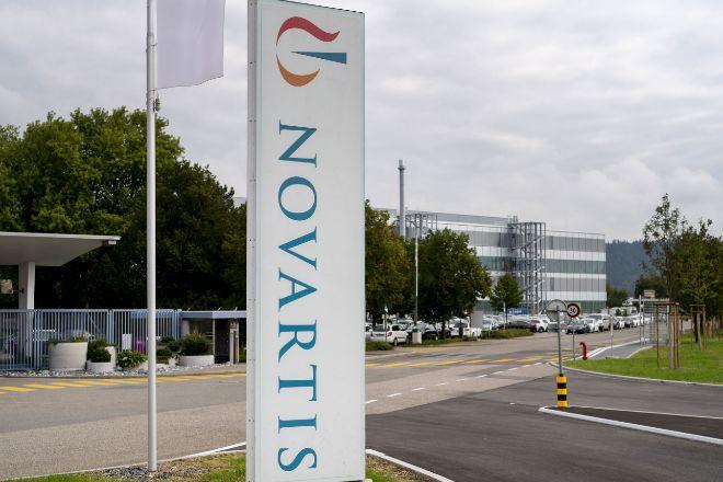Sede de Novartis en Basilea (Suiza).