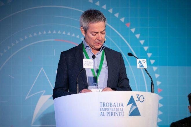 Gener Romeu, el fundador y hasta ahora accionista mayoritario de...