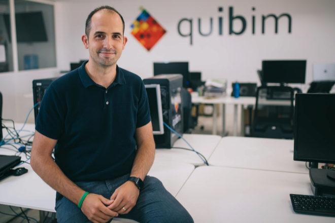 Ángel Alberich-Bayarri, CEO y cofundador de Quibim.