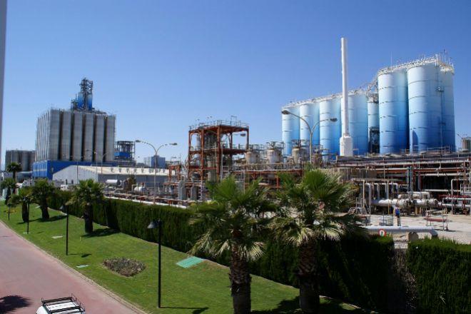 Planta de Dow en Tarragona.