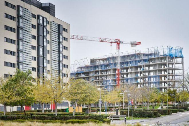 El mercado inmobiliario de Europa muestra signos de vida