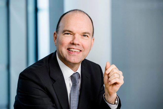 Nick Read es el consejero delegado de Vodafone.
