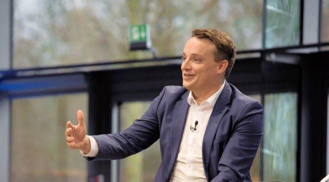 El nuevo CEO de SAP, Christian Klein.