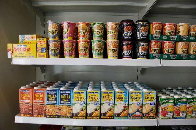 Productos de GB Foods, en una imagen de archivo.