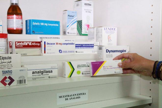 Medicamentos de Faes Farma.