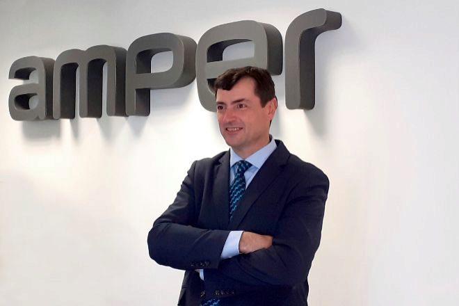 Clemente Fernández, presidente de Amper.