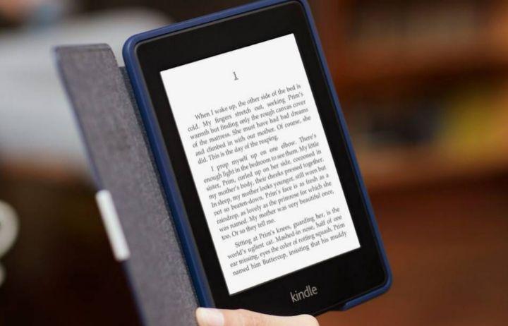 Si aún no tienes tu Amazon Kindle es el momento de hacerte con uno. Ahora, el dispositivo cuenta con luz frontal integrada y se encuentra entre los más vendidos.