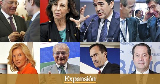 Bankia, en la línea de salida de las fusiones bancarias