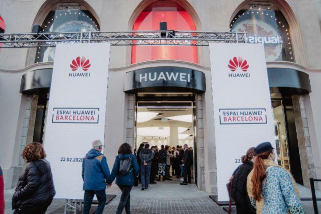 Huawei destronó a Samsung y es el más vendido en el mundo