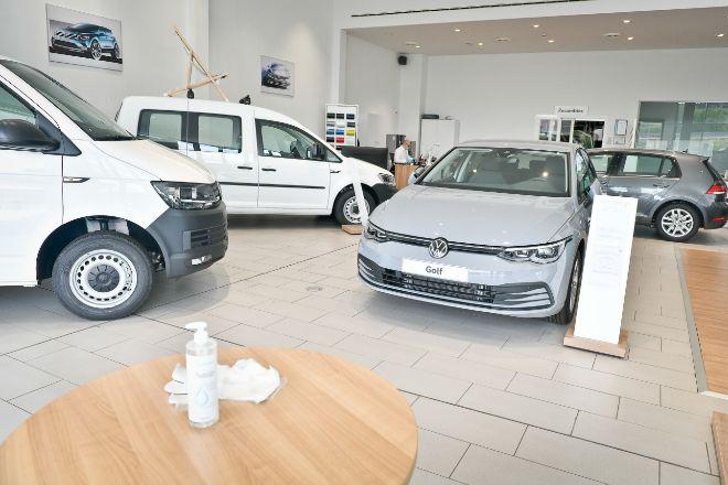 Las ventas de coches remontan en julio gracias al Renove