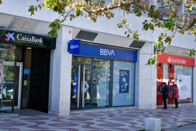Santander, BBVA y CaixaBank lideran los créditos verdes en Europa