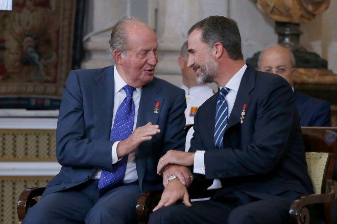 El último servicio del Rey Juan Carlos a España