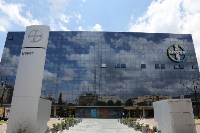 Oficina de Bayer en Cornellá de Llobregat, Barcelona.