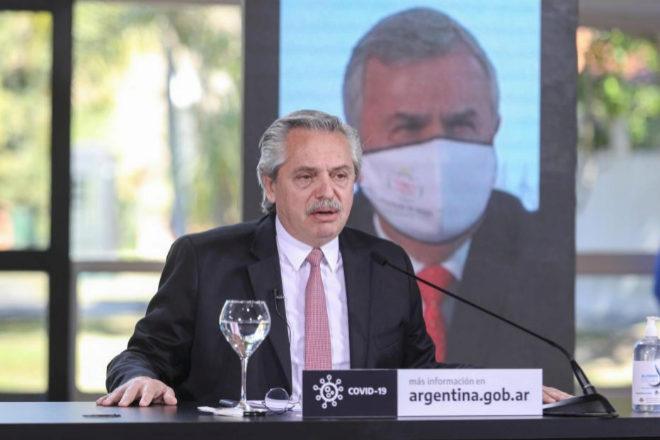 Nuevo balón de oxígeno para Argentina