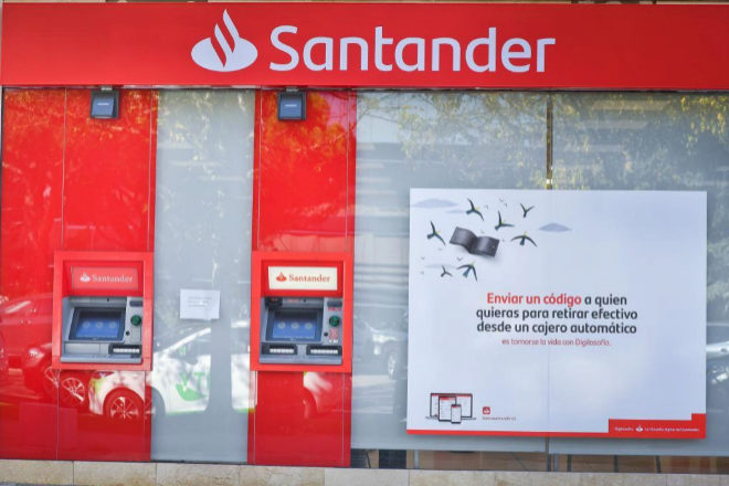 Santander aprovecha los créditos ICO para ganar mercado