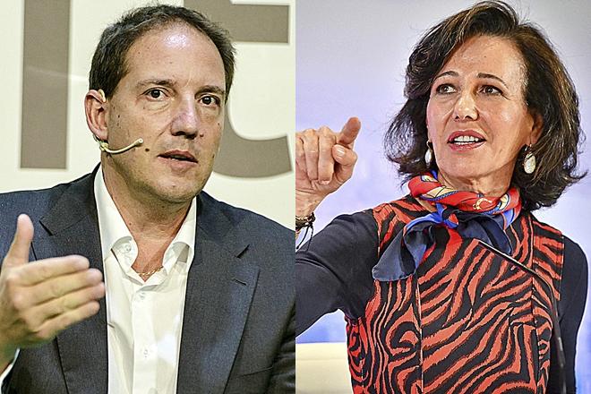 Orange y Santander se unen para desarrollar una red de fibra óptica