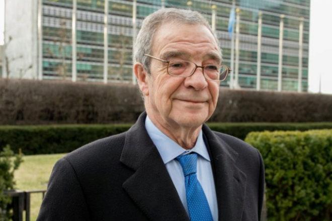César Alierta, en coma inducido en estado grave