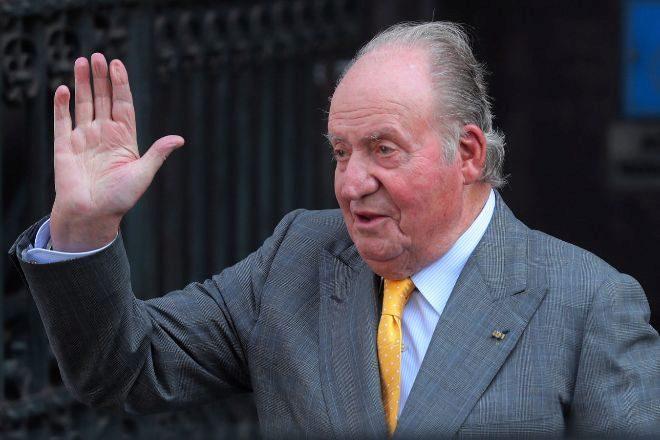 Fotografía de archivo del rey emérito  Juan Carlos I.