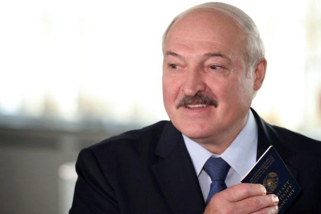 Lukashenko, reelegido como presidente de Bielorrusia