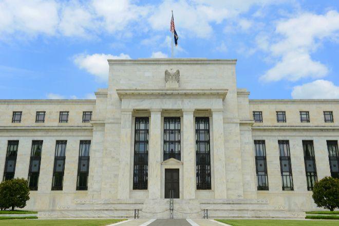 Sede de la Reserva Federal estadounidense en Washington.