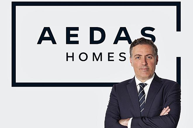 """David Martínez: """"Aedas va a lanzar más de 1.500 viviendas destinadas al alquiler"""""""