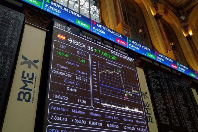 Las empresas del Ibex elevan al 65% el peso de su negocio exterior