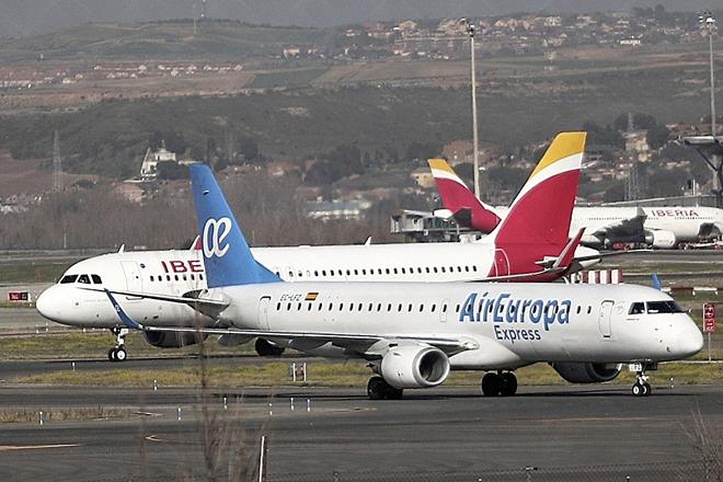 Iberia y Air Europa tienen unas sinergias de 1.400 millones