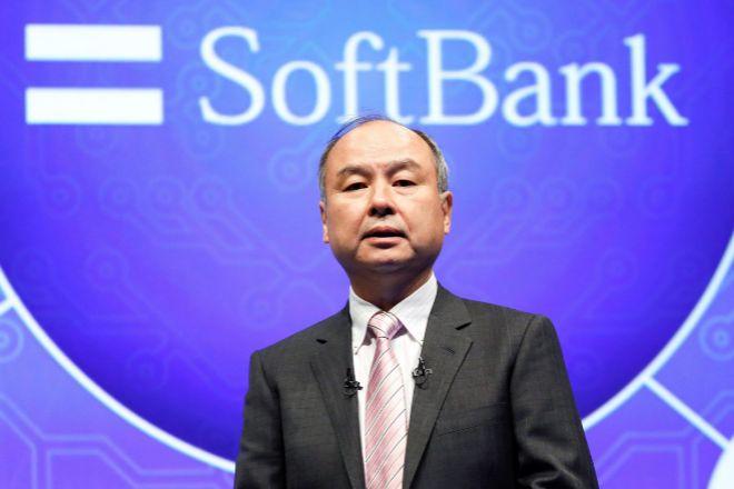 El consejero delegado deSoftbank, Masayoshi Son.