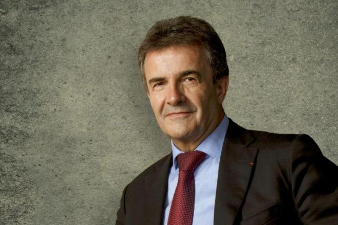Philippe Brassac, consejero delegado de Crédit Agricole.