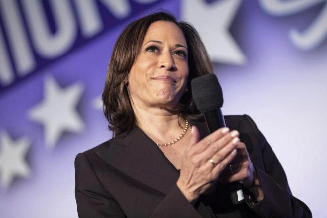 Biden escoge a Kamala Harris como aspirante a la Vicepresidencia demócrata