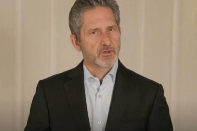 MIKE FRIS, CEO DE LIBERTY GLOBAL.