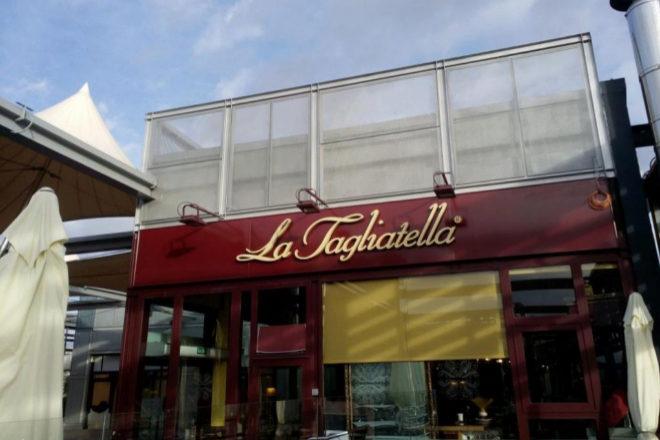 Restaurante de La Tagliatella.
