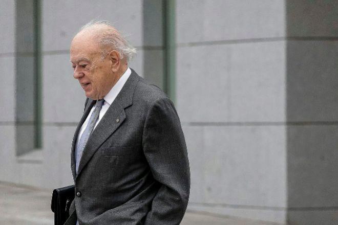 El expresident de la Generalitat lt;HIT gt;Jordi lt;/HIT gt; lt;HIT gt;Pujol lt;/HIT gt;.
