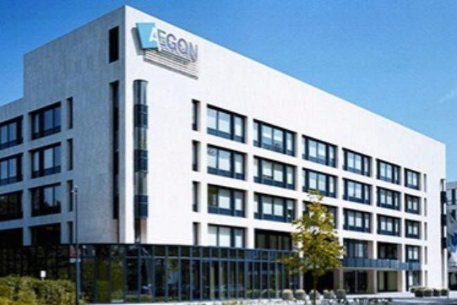 Sede de Aegon en La Haya.