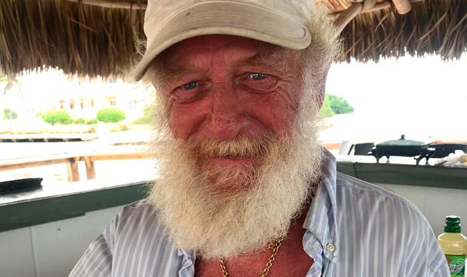 Stuart Rogerson, en Key West. | S.R.
