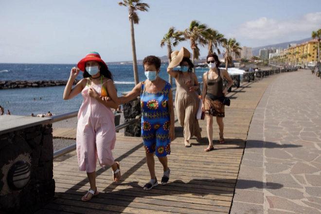 Alemania recomienda no viajar a ninguna zona de España excepto Canarias por el coronavirus