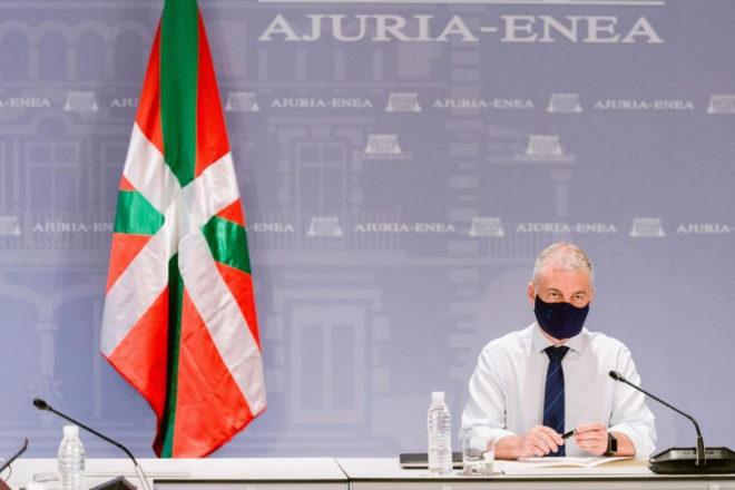 País Vasco declarará el lunes la emergencia sanitaria