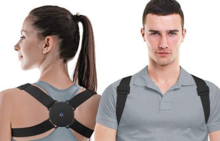 El corrector de postura que arrasa en Amazon: espalda recta y adiós al dolor de cuello y hombros