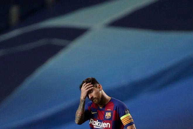 Hacienda dejará de ingresar 50 millones de euros con la marcha de Messi |  Deporte y Negocio