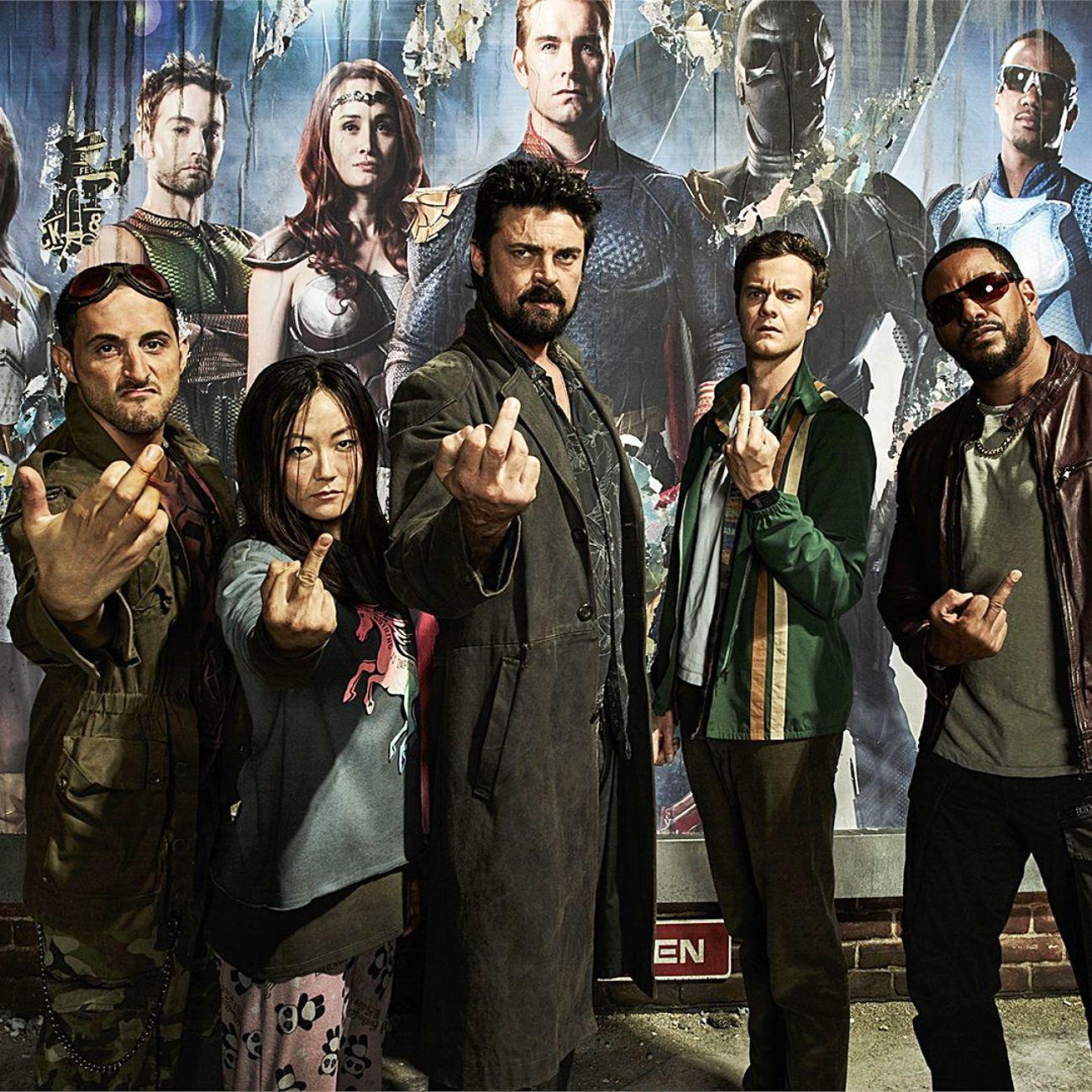 Los superhéroes más cazurros de la televisión lograron un enorme...