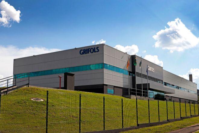 Instalaciones de Grifols en Brasil.