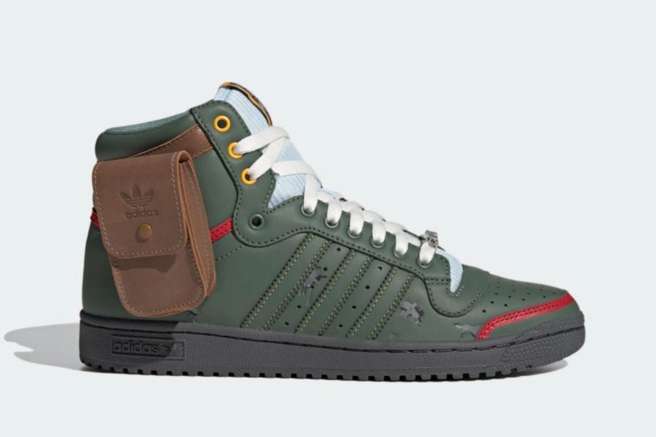 Varios nariz fenómeno  Adidas y Star Wars lanzan unas zapatillas en homenaje a