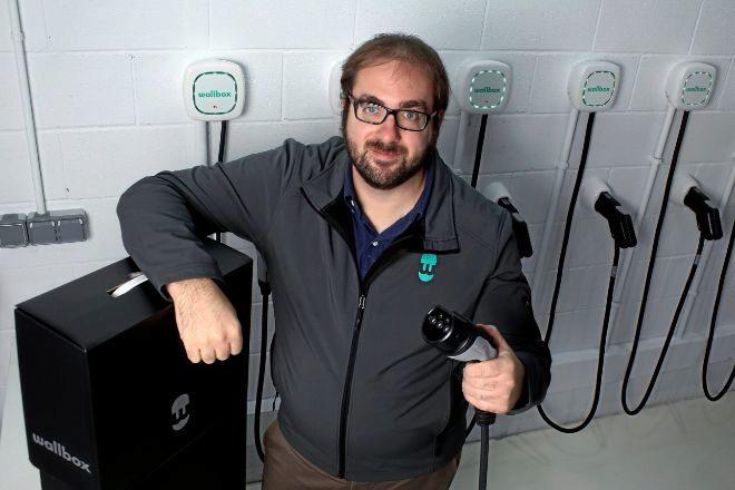 Enric Asunción, cofundador y consejero delegado de Wallbox.