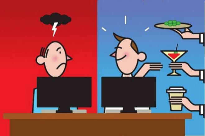 ¿Está dispuesto a 'capear el temporal' en su empresa?