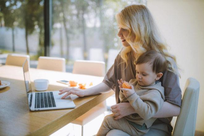 Brecha de género en la confianza sobre el futuro laboral