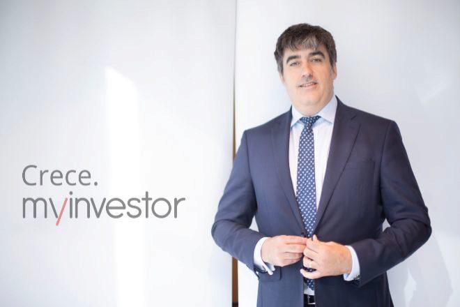 Carlos Aso, CEO de Andbank España y responsable de  MyInvestor.